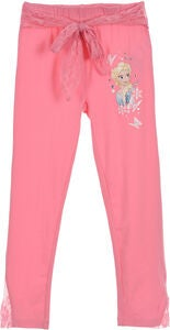 Disney Frozen Leggings, Pink