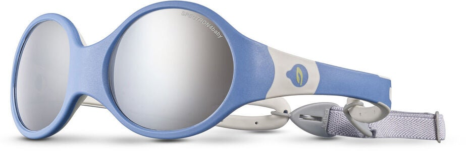 Julbo Loop L Spectron 4 Baby Solbriller, Blue/Light Grey