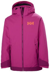 Helly Hansen Hillside Jakke, Dragon Fruit