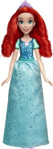 Disney Princess Royal Shimmer Dukke Ariel