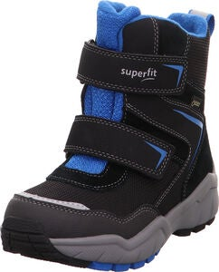 Superfit Culusuk 2.0 GTX Vintersko, Black/Blue