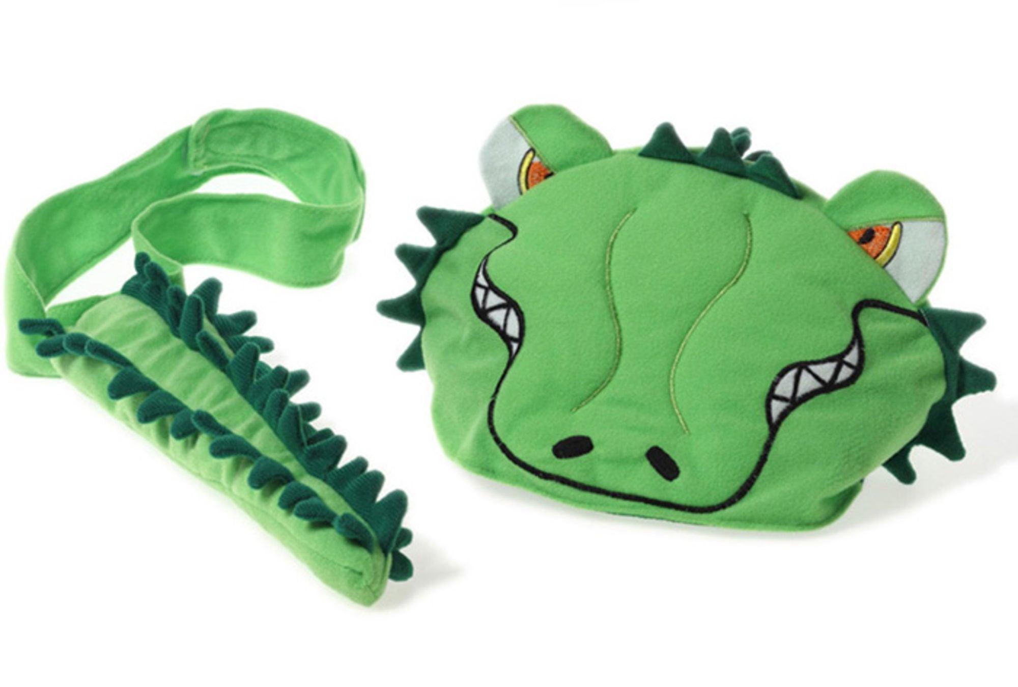 Oskar&Ellen Utkledning Krokodille