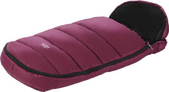 Britax Shiny Cosytoes Vognpose, Wine Red