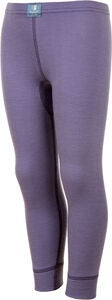 Janus Riddar Leggings Ull, Purple Cadet