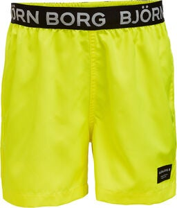 Björn Borg Keith Badebukse, Safety Yellow