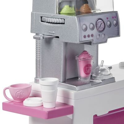 Barbie Coffee Shop