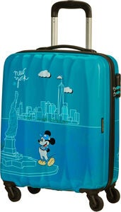 American Tourister Alfatwist 2.0 Spinner Trillekoffert 36L, Take Me Away Mickey Nyc