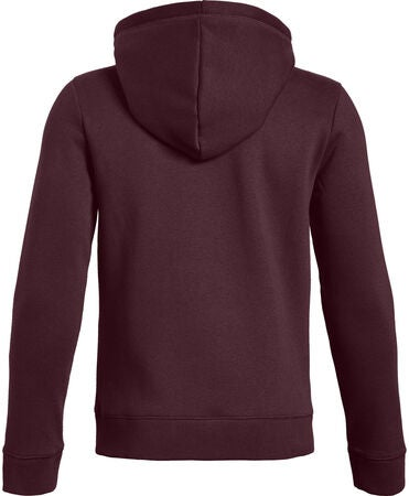 Under Armour Fleece FZ Hettegenser, Red