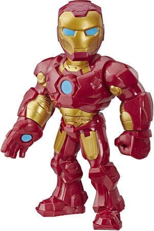 Marvel Super Hero Adventures Mega Mighties Figur Iron Man