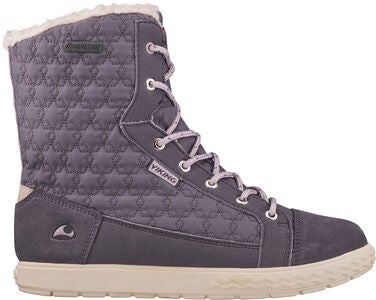 Viking Zip II GTX Sko, Dark Grey
