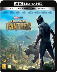 Marvel Black Panther Blu-Ray Ultra HD