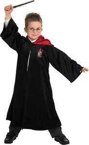 Harry Potter Kostyme Skolekappe