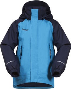 Bergans Storm Insulated Jakke, Polar Blue/Navy