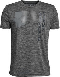 Under Armour Crossfade T-Shirt, Black