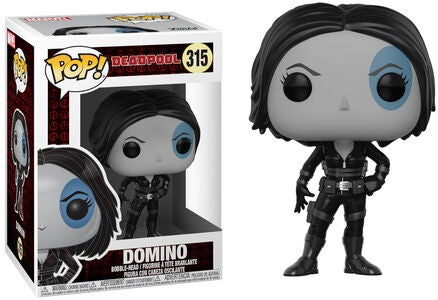 POP! Marvel Deadpool Parody Samlefigur Domino