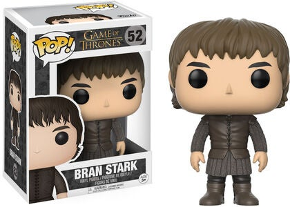 POP! Game Of Thrones Samlefigur Mountain Bran
