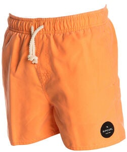 Rip Curl Solid Volley Boardshorts 13 tommer, Orange