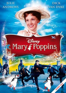 Disney Mary Poppins 45th Anniversary Edition DVD