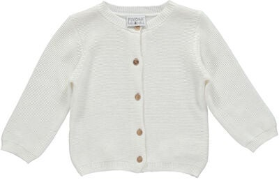 Fixoni Cardigan, Off White