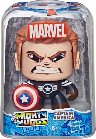 Marvel Avengers Mighty Muggs Captain America
