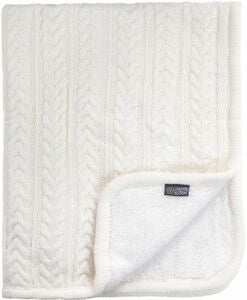 Vinter & Bloom Teppe Cuddly, Ivory