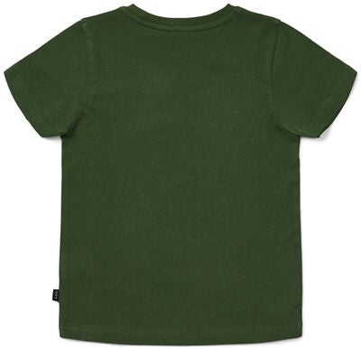 Luca & Lola San Marino T-Shirt 2-pack, Red/Army Green