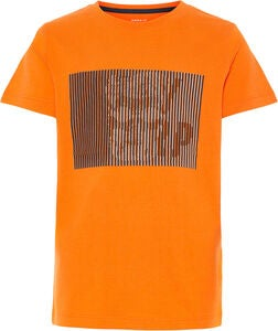 Name it Nudo T-Shirt, Mandarin Orange
