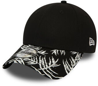 New Era Palm Print 9FORTY KIDS NE Kaps, Black