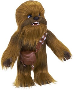 Star Wars Chewbacca Interaktiv Figur