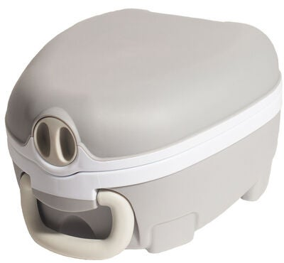 My Carry Potty Grey