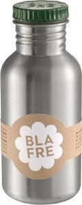 Blafre Flaske Stål 500 ml, Dark Green