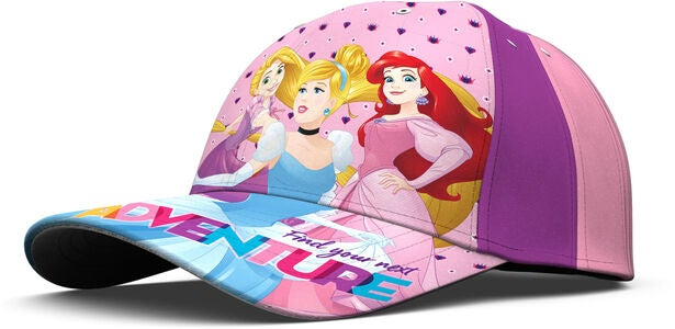Disney Princess Caps