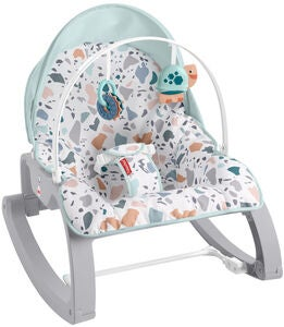 Fisher-Price Deluxe Infant-to-Toddler Vippestol
