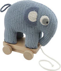 Sebra Fanto the Elephant Draleke, Powder Blue