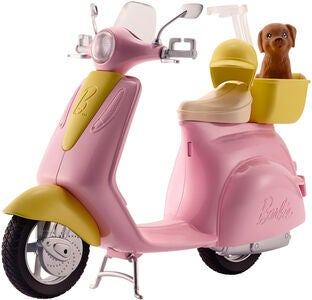 Barbie Scooter, Rosa