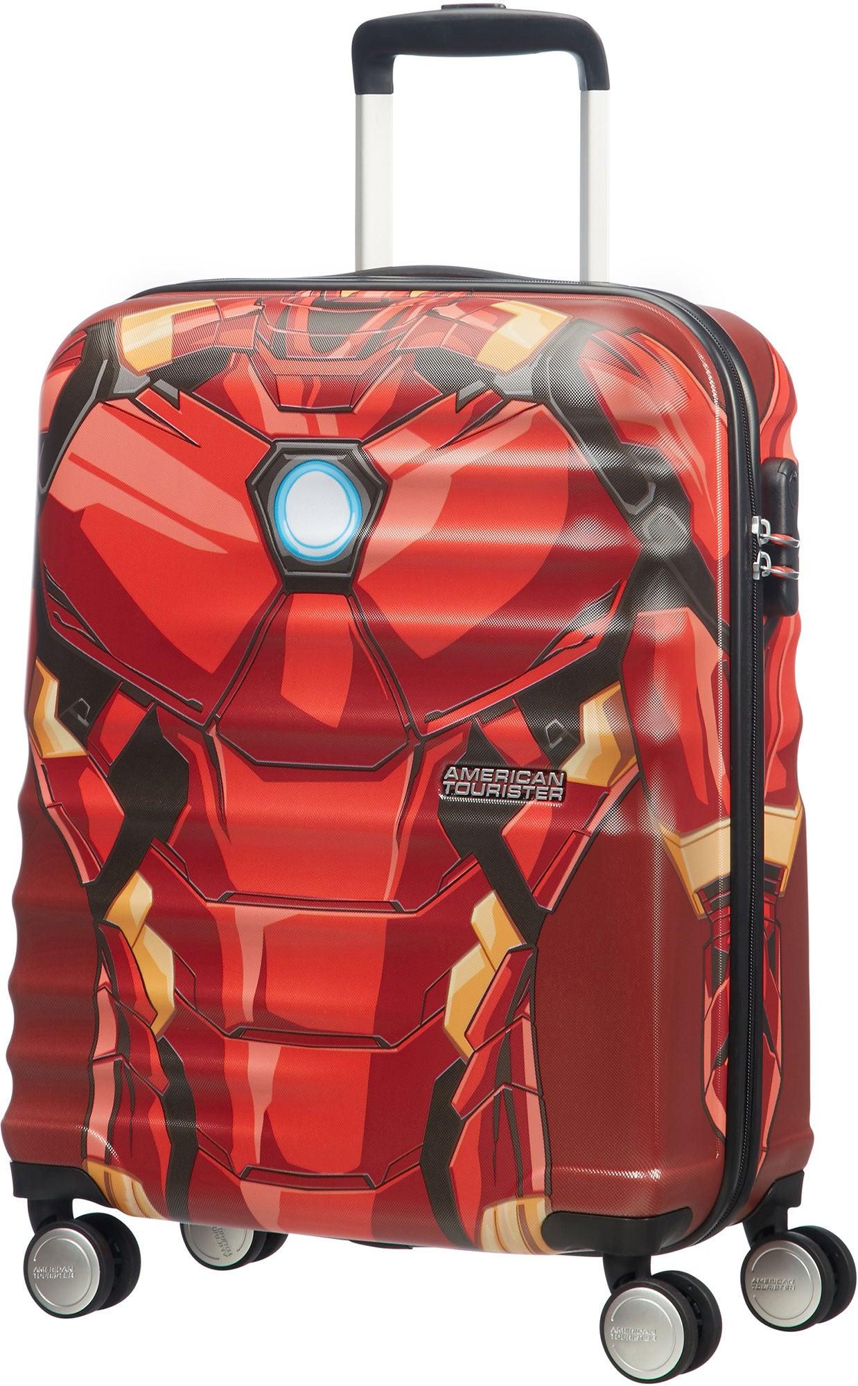 American Tourister Trillekoffert Marvel Avengers, Blå