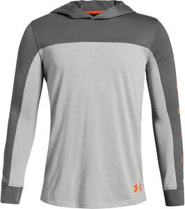 Under Armour Relay Hoody Hettegenser, Mod Grey
