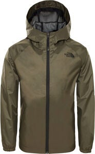 The North Face Zipline Regnjakke, New Taupe Green