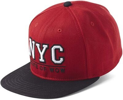 State Of Wow Toronto 2 Youth Snapback, Rød/Svart