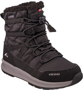 Viking Flinga GTX Sko, Black