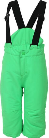 Color Kids Runderland Mini Skibukse, Toucan Green