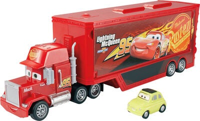 Disney Cars 3 Travel Time Mac 2-i-1 Leksett