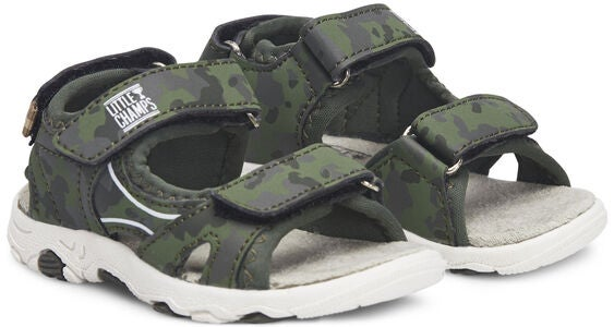 Little Champs Rush Sandaler, Camouflage