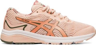 Asics GT-1000 8 GS SP Sneaker, Breeze/Sun Coral