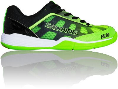 Salming Falco JR Sportssko, Fluo Green