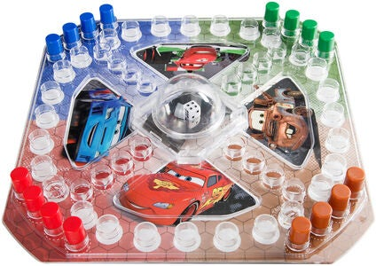 Disney Cars Spill Pop-Up