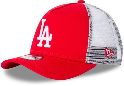New Era League Essential TRUCK KIDS LO Kaps, Scarlett/White