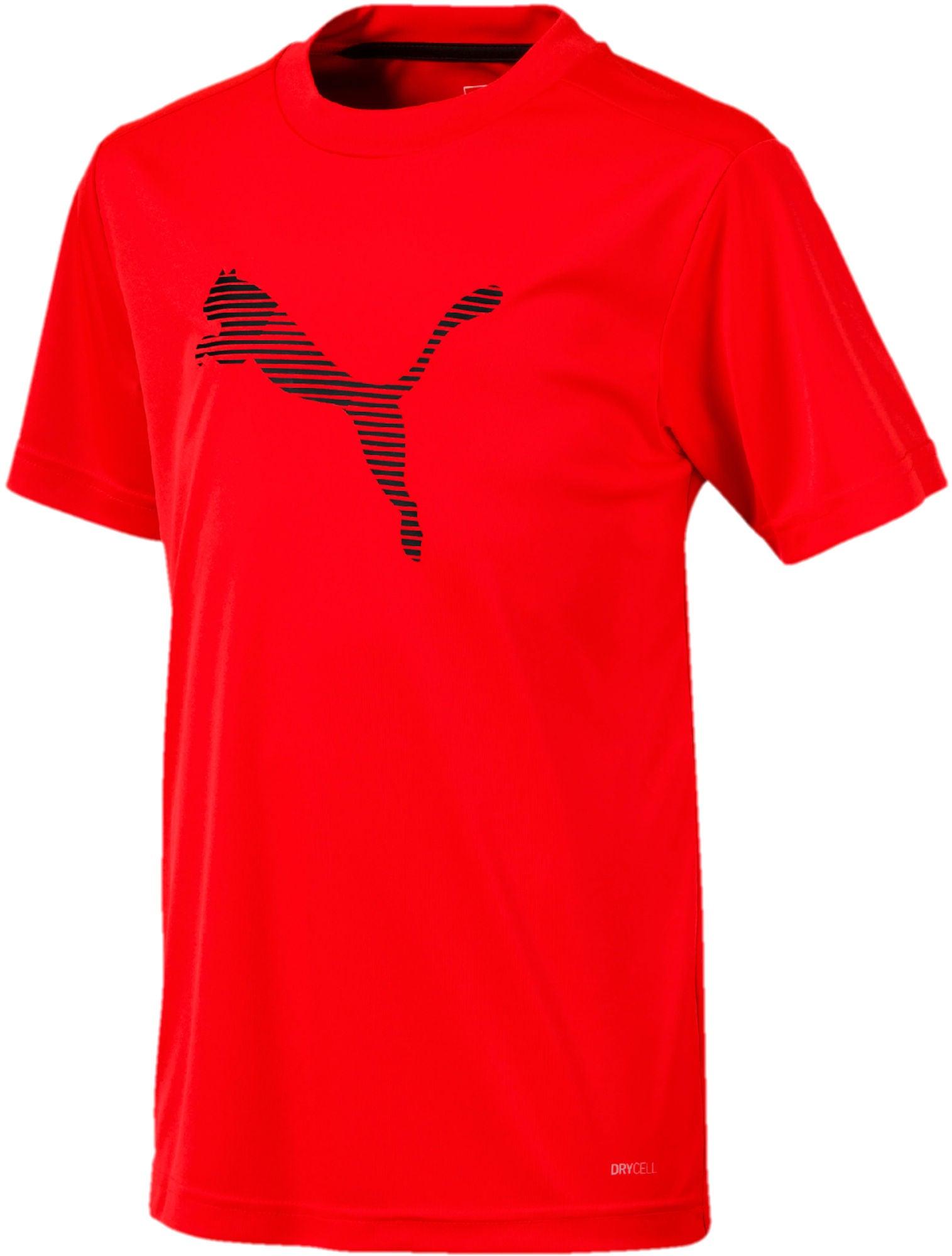 Kjøp Puma Ftblplay T skjorte, RedBlk | Jollyroom