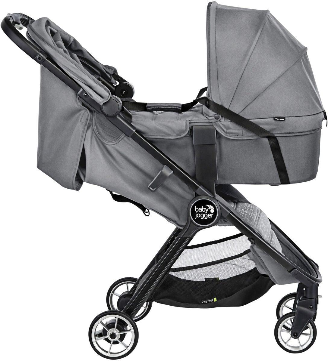 Kjøp Baby Jogger City Tour Vattert Transportveske, Svart