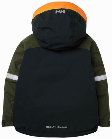 Helly Hansen Legend Skijakke, Scarab Green